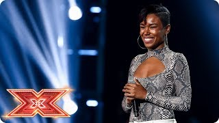 Will Sharon feel the love for Deanna? | Six Chair Challenge | The X Factor 2017