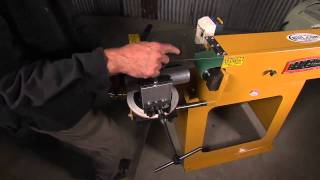 baileigh tn 400 and tn 600 pipe and tube notcher