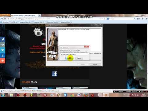 สอนโหลดเกมส์ ติดตั้งเกมส์ และ Mount ไฟล์ (.ISO) โดยใช้โปรแกรม Daemon Tools