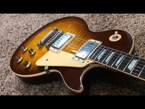 trogly's-guitars:-2004-les-paul-standard-premium-plus---flamed-back!