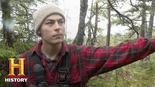Alone: Brad is Extracted After Josh Taps Out (Season 4, Episode 1) | History