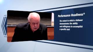Situational Leadership® Overview With Dr. Paul Hersey