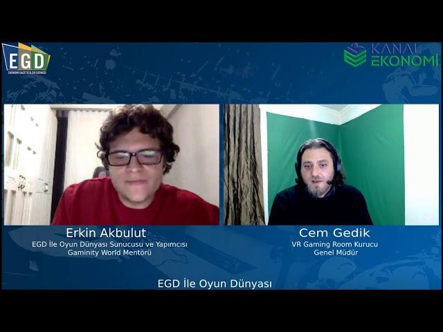 EGD İle Oyun Dünyası / Yeni bir Espor dalı VR Espor