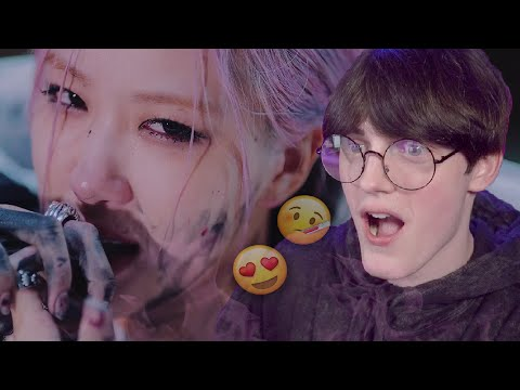 BLACKPINK 'Lovesick Girls' MV REACTION!!