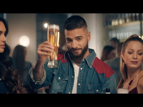 Maluma Debuts New Michelob Ultra Commercial Filmed in His Hometown of Medellin, Columbia — Watch!