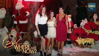 Kris Jenner Plans Christmas Party | Where Are They Now | Oprah Winfrey Network