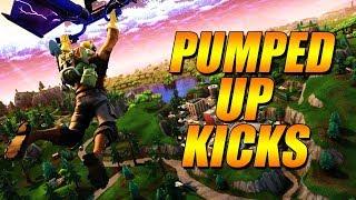 Pumped Up Kicks Fortnite Edition