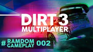 DIRT 3 Multiplayer gameplay 1080p 60fps