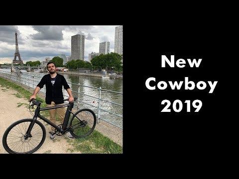Le vélo électrique cowboy arrive en France ! Mon test en exclu !