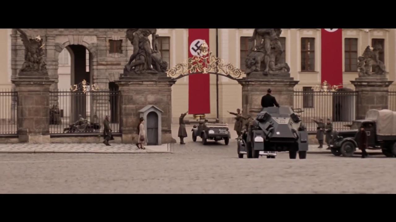 Антропоид - Trailer