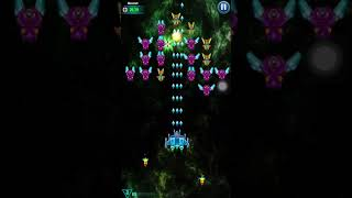 [Campaign] Level 15 GALAXY ATTACK: ALIEN SHOOTER | Best Relax Game Mobile | Arcade Space Shoot