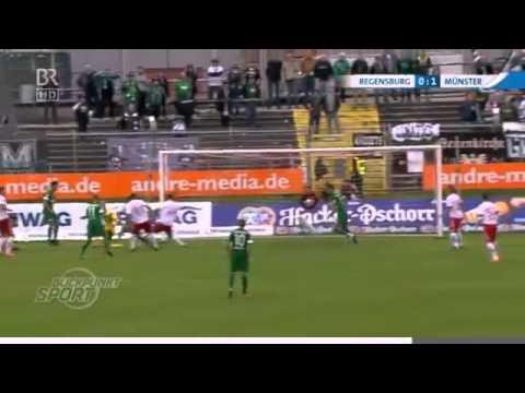 Mehmet Kara - Jahn Regensburg -Preußen Münster