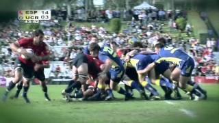 Rugby España vs. Georgia - Campeonato de Europa 2012