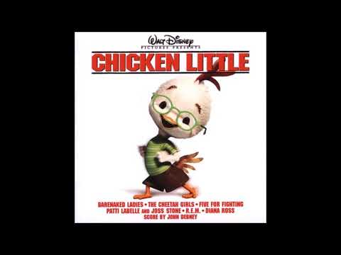 Five For Fighting   All I Know Chicken Little 3  OST