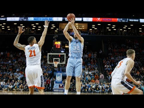 UNC Men's Basketball: Tar Heels Fall to Virginia in ACC Title Game