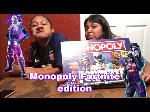 Playing Monopoly Fortnite (EDITION) | Always C&A