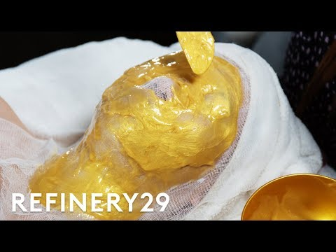 I Froze My Face For $400   Beauty With Mi   Refinery29