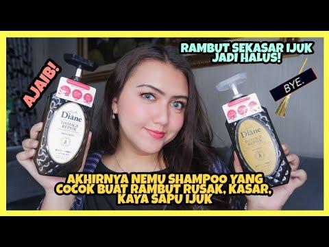 [Review] Moist Diane Damage Repair Hair Treatment, Solusi Rambut Rusak| Khansamanda - YouTube