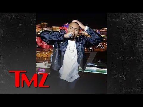Nas Rambling and Stammering Through Vegas Club Gig