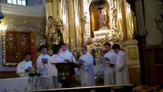 Gregorian Chant ( vol.6 ) Chorał Gregoriański - Sanktuarium Matki Bożej w Leśniowie