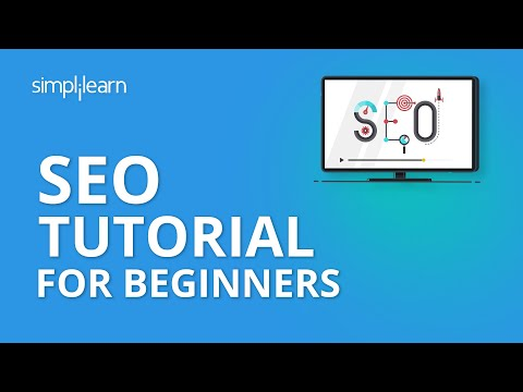 SEO Tutorial for Beginners | What Is SEO | SEO Introduction | Simplilearn