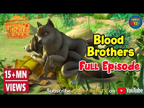 Jungle Book Season 1 Hindi Episode 16...