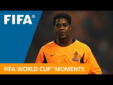 World Cup Moments: Patrick Kluivert