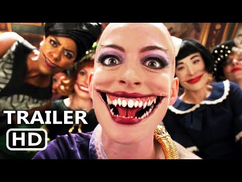 THE WITCHES Trailer 2 (2020) Anne Hathaway, Octavia Spencer Movie HD