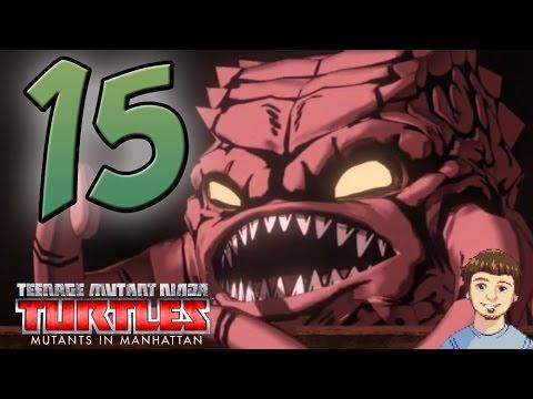 Teenage Mutant Ninja Turtles: Mutants In Manhattan - PART 15 - GENERAL KRANG BOSS FIGHT!!!