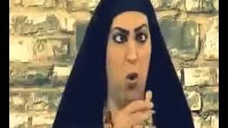 Repeat youtube video دنيا بوطازوت و رشيد العلالي في سكيتش مصري