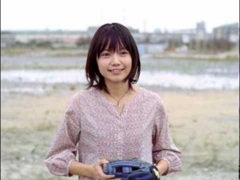 宮崎あおい CM earth music&ecology  新!野球篇