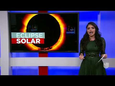 Eclipce 2017 en california en que afectara?? Se sentira un cambio??
