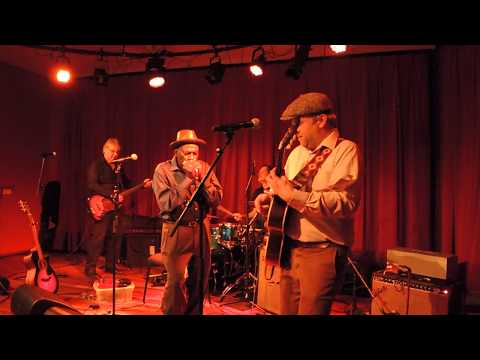 Richard 'Rip Lee' Pryor [2] Shake Your Money Maker (Heerlen, Southern Bluesnight, 25-3-2017)