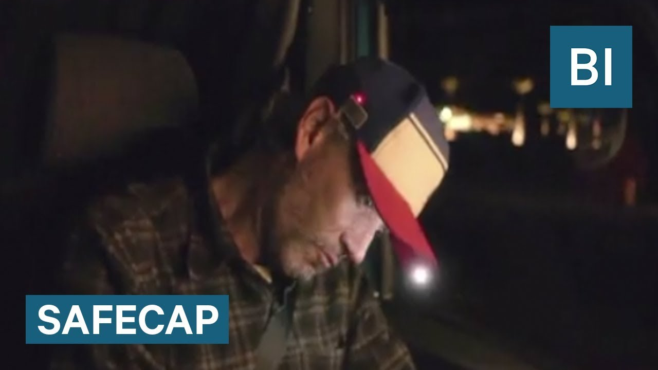 Ford Has Created A Trucker Hat To Wake Sleepy Drivers