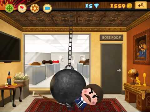Wrecking ball in beat the boss three