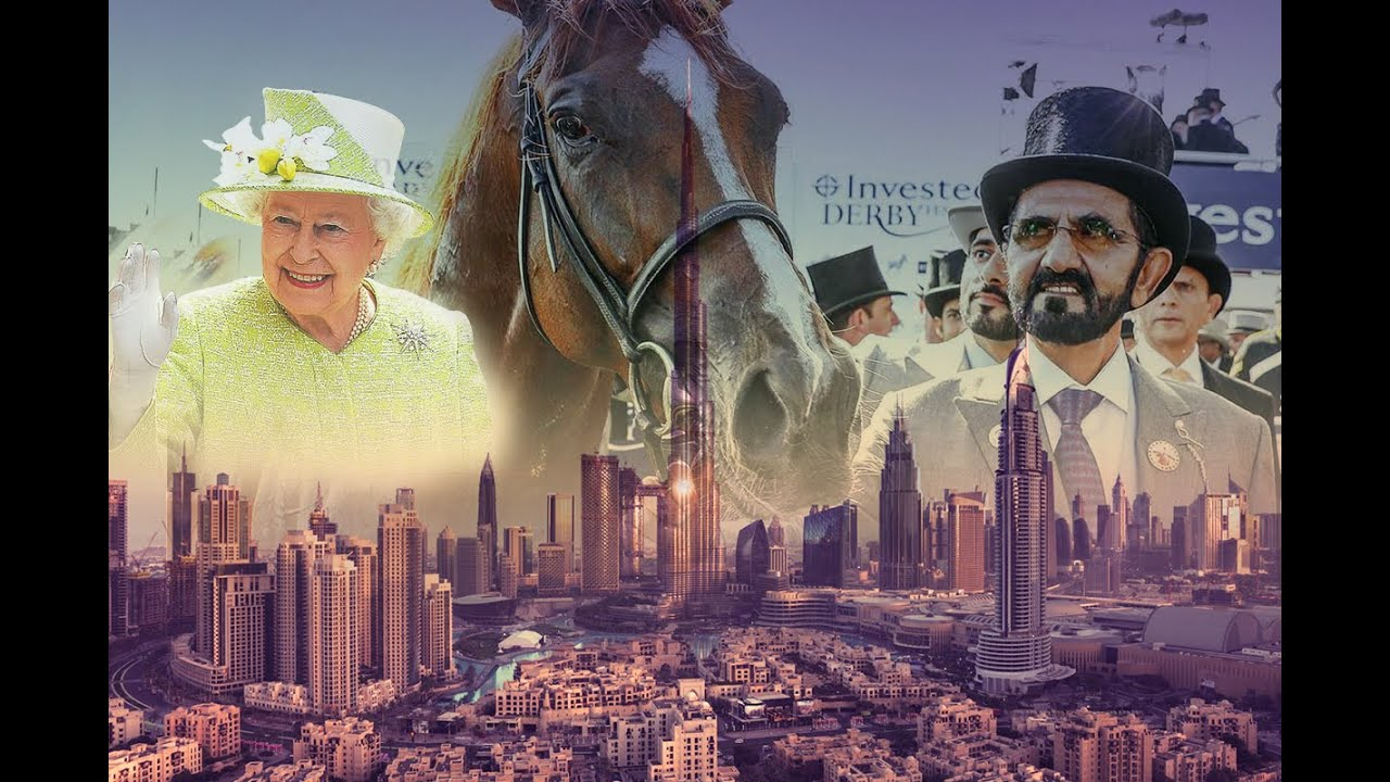 Queen has accepted racehorses from ruler of Dubai despite severe Human Rights concerns