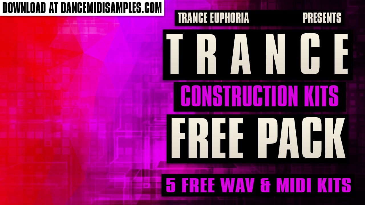 Trance Euphoria Free Construction Kits Pack