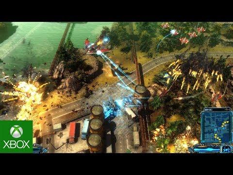 Игра X-Morph: Defense получила поддержку мыши и клавиатуры на Xbox One: подробности