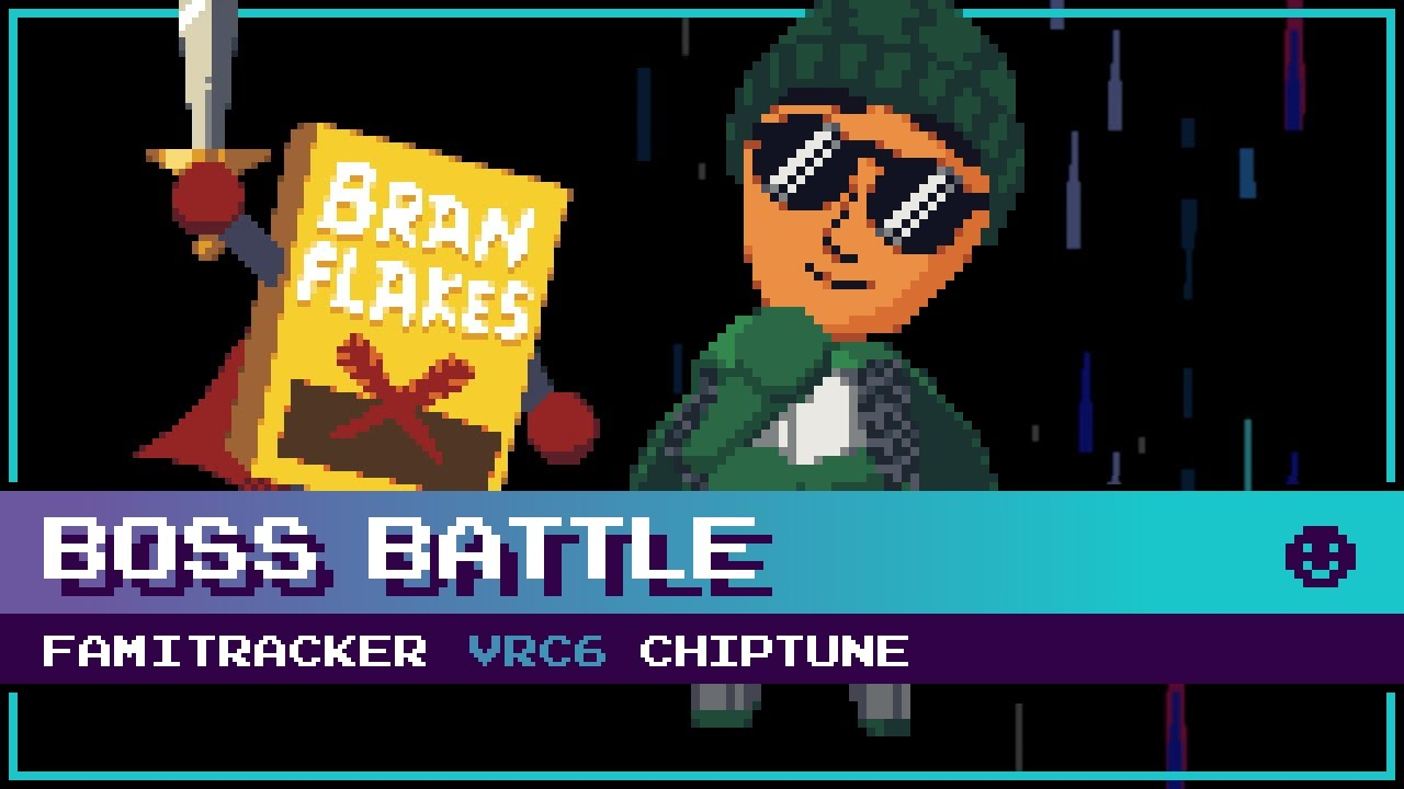 Boss Battle [8-Bit; VRC6] - Miitopia (ft. @Loeder)
