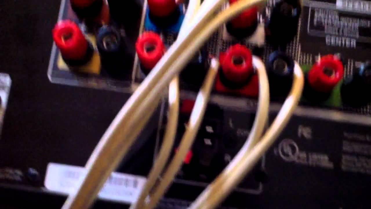 medium resolution of wiring for speaker
