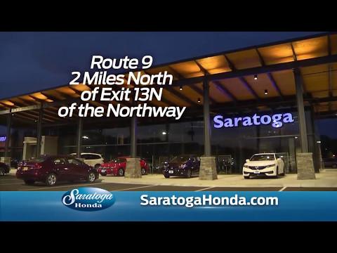 May Honda Specials - $0 Down Payment | Saratoga Honda