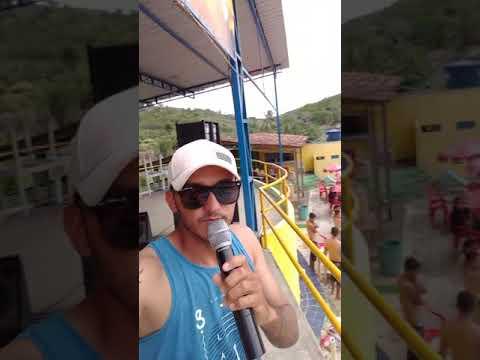 Tãozinho show em João Alfredo piscina selva de pedra.
