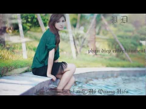 [MV] Hãy Luôn Nhớ Về Nhau- Hồ Quang Hiếu