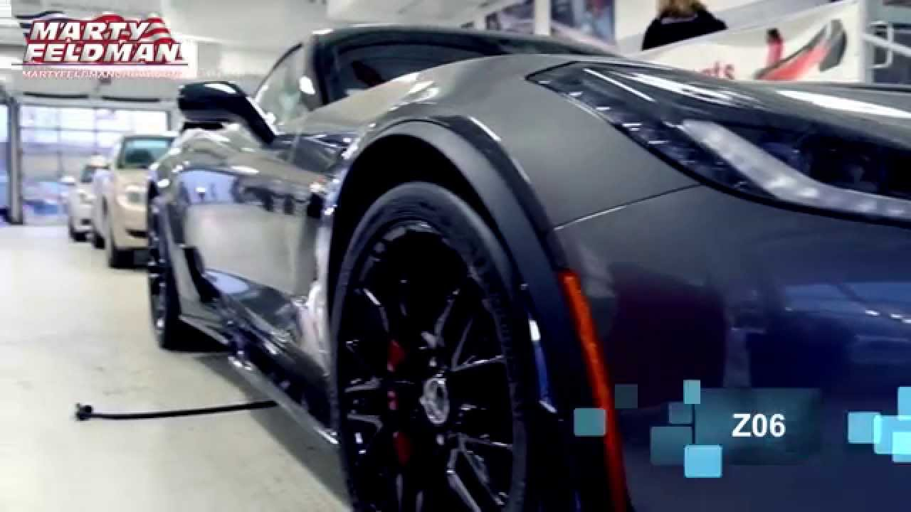 Chevrolet 2015 Z06 Corvette Walk Around Youtube