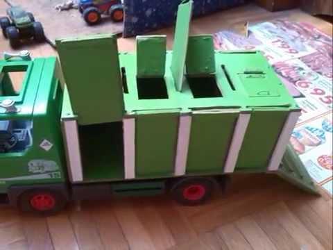 Camion de toros playmobil