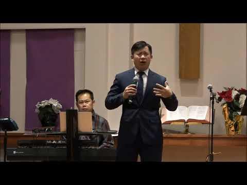 Sermon at Church of Living God International - Eagan, MN