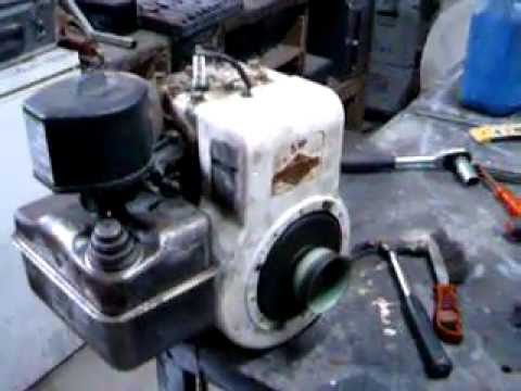 11 Hp Briggs And Stratton Engine Diagram Briggs Amp Stratton 5hp 1 Youtube