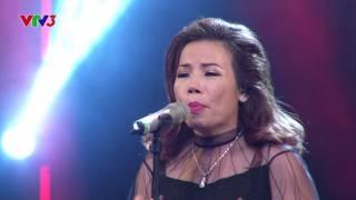 """Vietnam's Got Talent 2016 - BÁN KẾT 6 - """"Bản sao Phương Thanh"""" Thanh Tâm"""