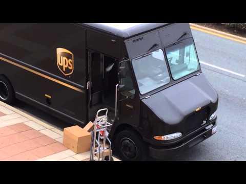 UPS at it again