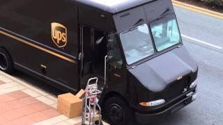 UPS at it again
